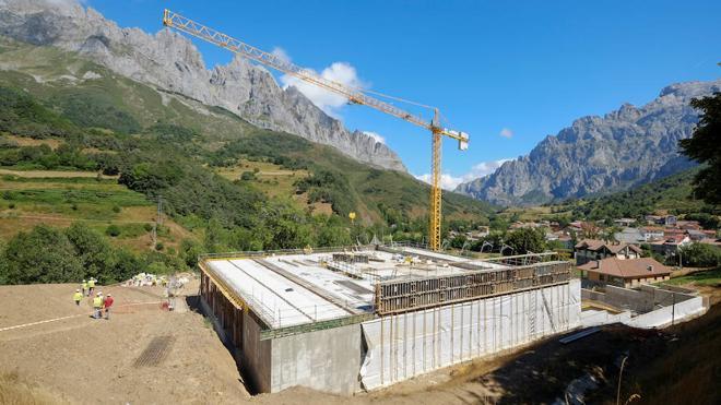 Los centros de visitantes de la vertiente leonesa de Picos estarán listos en 2018