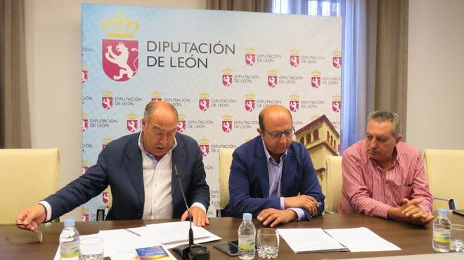 La Diputación colabora en la mejora del Camino de Santiago con 75.000 euros