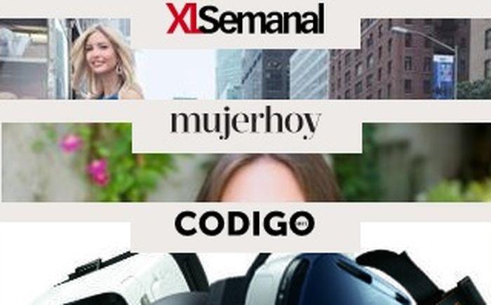 leonoticias incorpora a su oferta editorial 'XL Semanal', 'mujerhoy' y 'Código único'