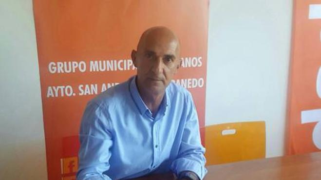 Ciudadanos solicita que las «competencias impropias» de San Andrés sean asumidas por la ejecutiva autonómica o que se externalicen
