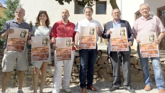 La Senda Poética Leopoldo Panero camina hacia su inclusión en la red de Castilla y León de rutas de senderismo
