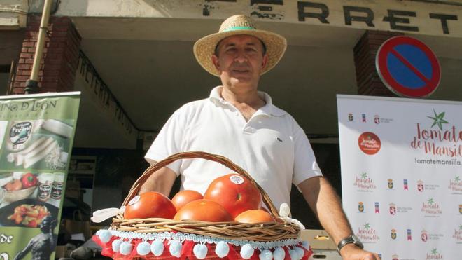 Al rico tomate de Mansilla