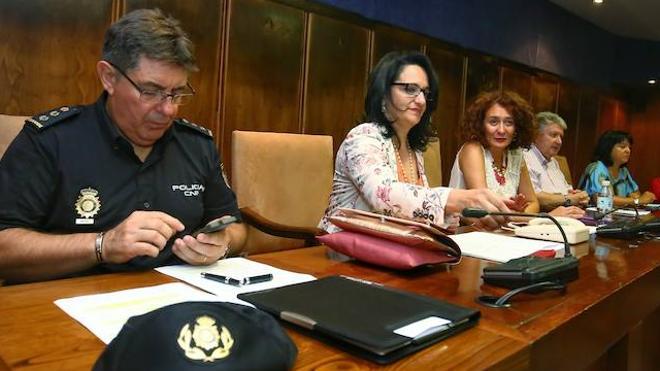 El plan específico de seguridad para las fiestas de La Encina pondrá especial atención en las aglomeraciones