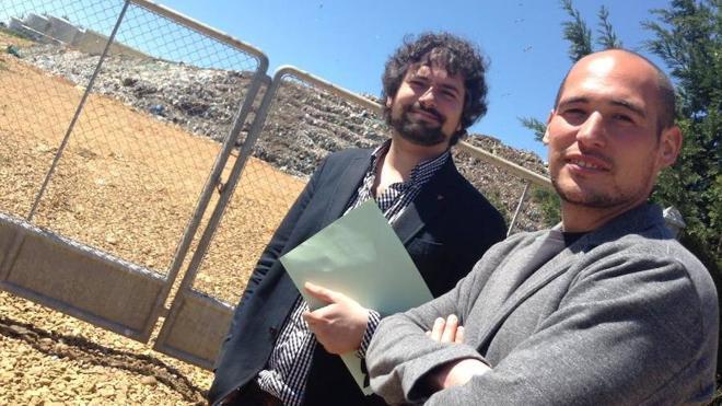 IU-Equo se suma a la petición de investigación de los residuos sanitarios que se vierten al CTR de San Román de la Vega
