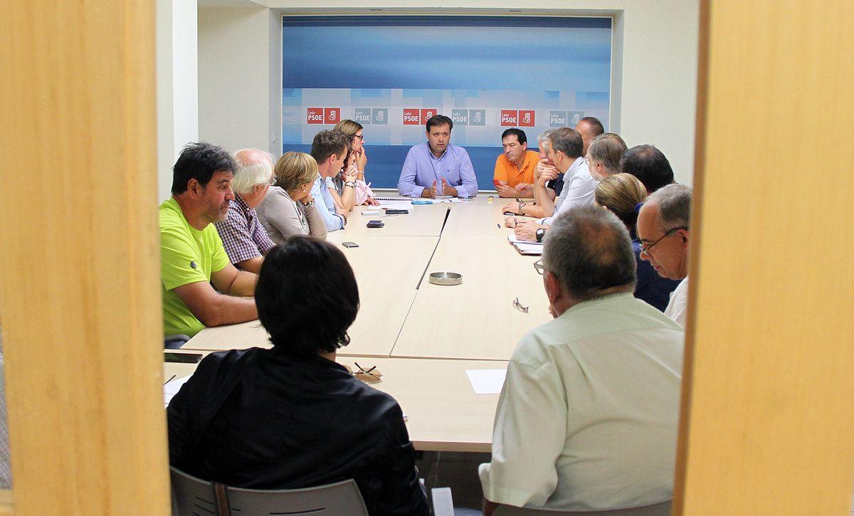 El PSOE exigirá «proyectos y plazos» en el Plan de Dinamización de comarcas mineras