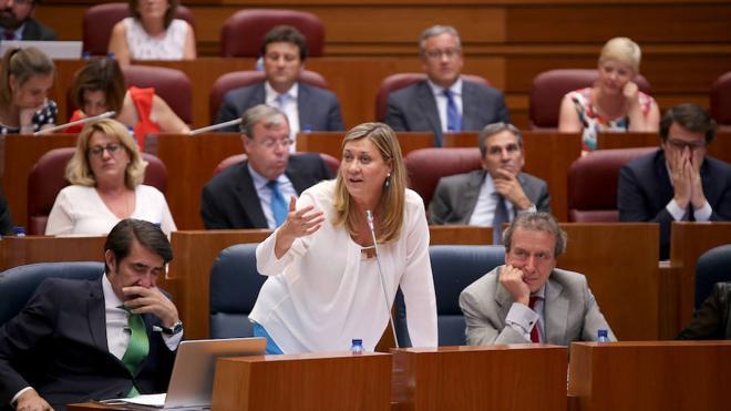 Del Olmo asegura al PSOE que, «cuando se den las condiciones», dirá cuándo hay «presupuesto»