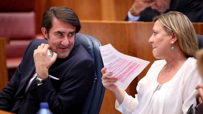 Suárez-Quiñones dice que la banda ancha en el medio rural mejorá «a lo largo de la legislatura»