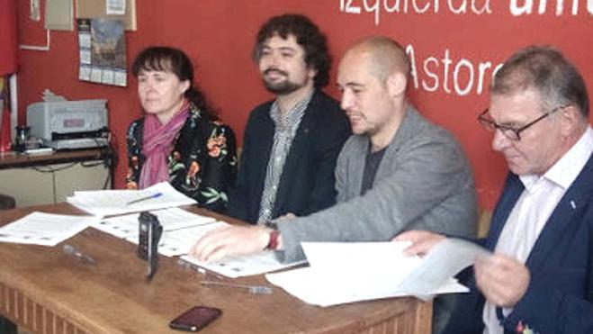 En Común lleva a la Diputación el escándalo del vertido de los residuos sanitarios al CTR