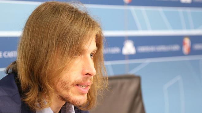 Pablo Fernández asegura que la dimisión de Valdeón «es una gran pérdida política para Castilla y León» y destaca su «coherencia, honestidad y valentía»
