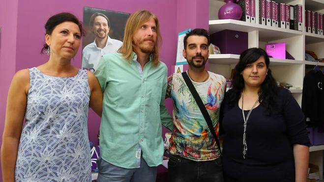 Miguel Marabel asume la dirección de la gestora de Podemos en Ponferrada