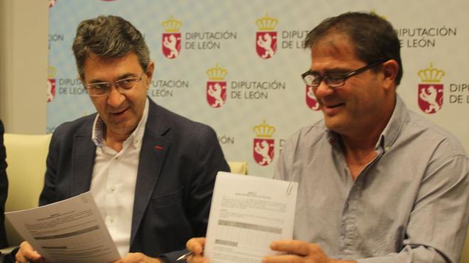 La Diputación reafirma que el plan de parques comarcales «estará listo» en octubre