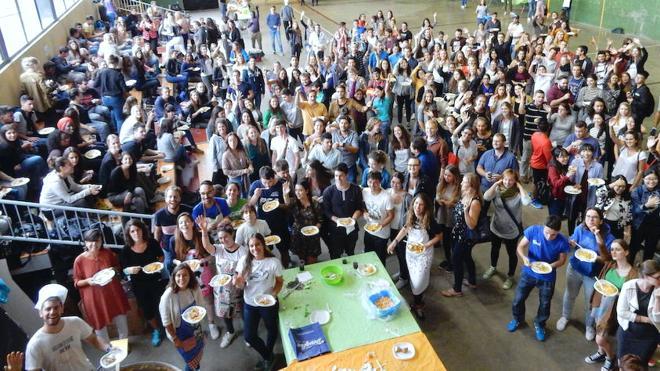 Un recorrido por Astorga y las Médulas cierra la semana de orientación a los alumnos extranjeros
