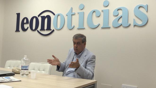 Sosa Wagner: «León tiene que corregir las políticas erróneas con contundencia e imaginación»