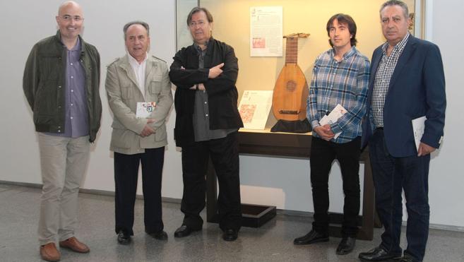 La Diputación inaugura la exposición temporal 'Sonando Cervantes' en el Museo etnográfico