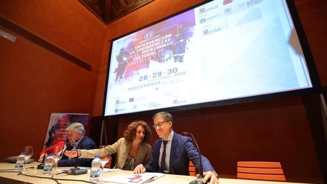 La Junta inicia los trabajos para dotar a Las Médulas de un plan de conservación preventiva del patrimonio cultural