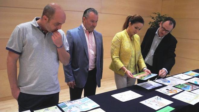 Once trabajos resultan premiados en los concursos de pintura y fotografía del medio rural de Castilla y León