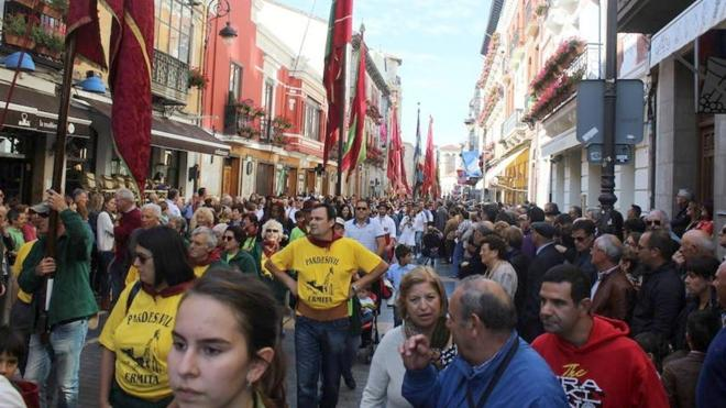 León celebra un San Froilán «espectacular» con un incremento de ventas «del 20% y hoteles a rebosar»