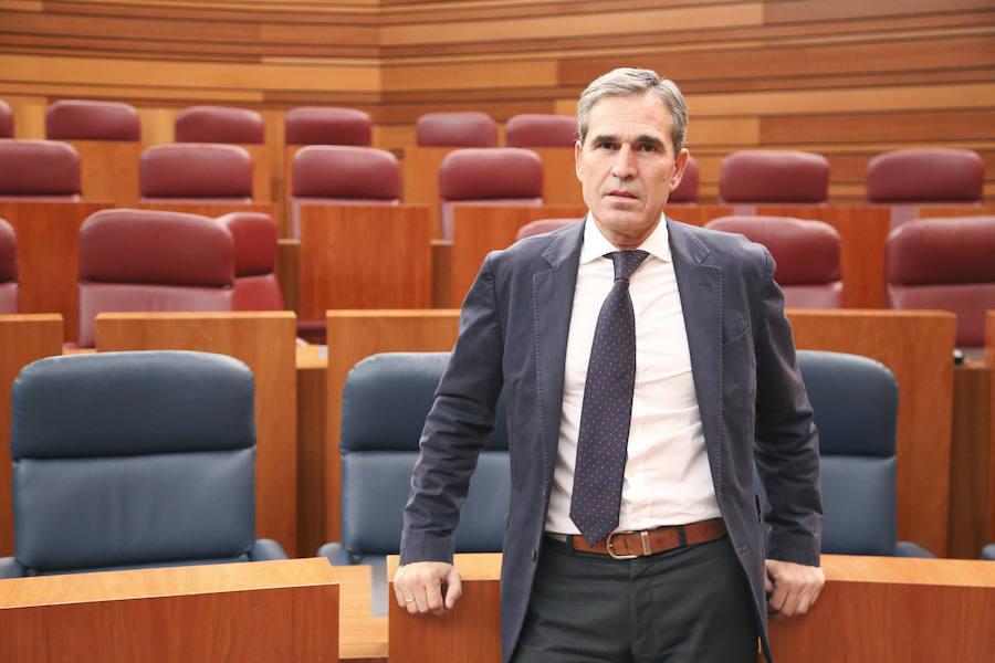 Sanz Vitorio: «Se cumple en regeneración por encima de los compromisos adquiridos»