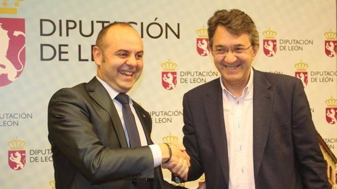La Diputación firma un convenio con Caja Rural de Zamora para mejorar el acceso a la administración electrónica