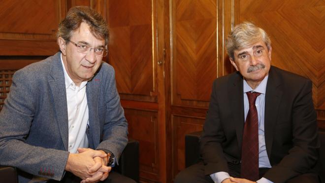Diputación y ULE establecen un convenio para potenciar los recursos endógenos de la provincia