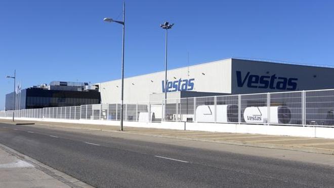 La Sección Sindical de Vestas denuncia la «intranquilidad y el temor» que están viviendo los trabajadores
