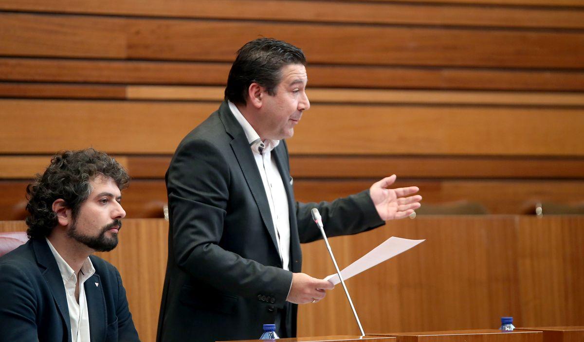 UPL denuncia la «errática» política logística en el oeste de la Comunidad y el «rumbo fijo» para impedir su desarrollo