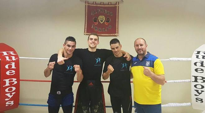 Tres leoneses lucharán en Béjar en el II Open Boxing