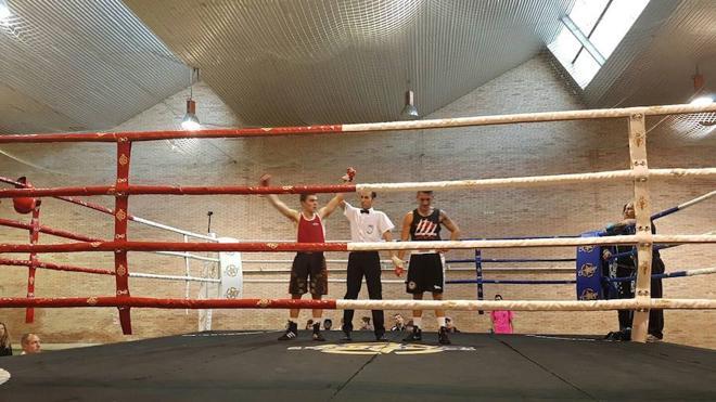Suerte desigual para los leoneses en el Open Boxing de Béjar