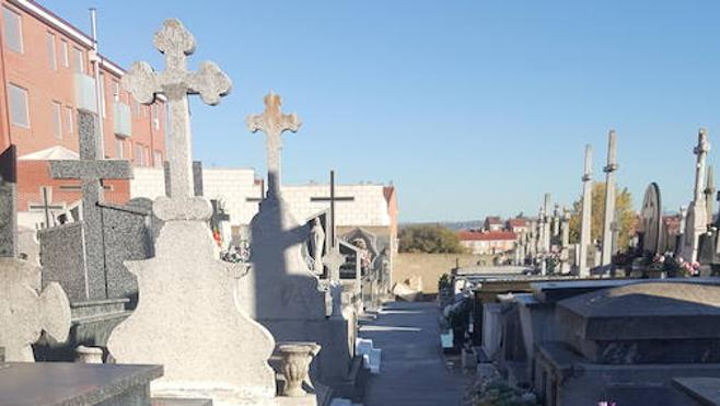 C´s denuncia que el cementerio de San Andrés del Rabanedo ha sufrido una inversión «lamentable»