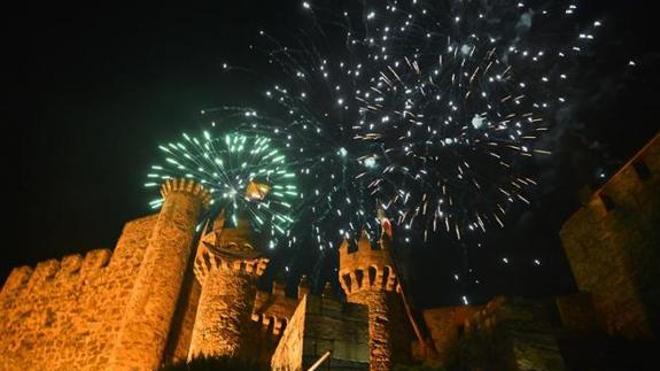 El Castillo y los tres museos municipales de Ponferrada suman más de 3.000 visitantes durante el puente