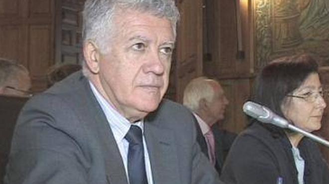 Jesús López 'Suso', el funcionario que veló por sus intereses personales