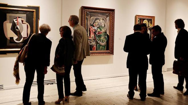 'Bajo el signo de Picasso' se despide de León con gran éxito tras superar los 25.000 visitantes