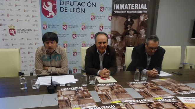 La Diputación presenta la exposición temporal 'Inmaterial. Patrimonio y Memoria Colectiva' para celebrar la riqueza de las tradiciones culturales