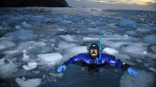 Javier Cristobo analizará los riesgos y las aplicaciones en investigación de la Antártida