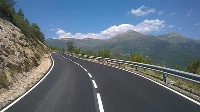 La Diputación destina más de un millón de euros para mejorar y renovar el pavimento de cinco carreteras