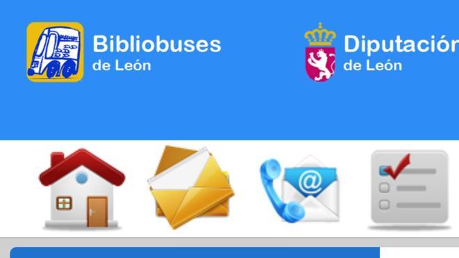 La Diputación de León ve premiada su app para bibliobuses
