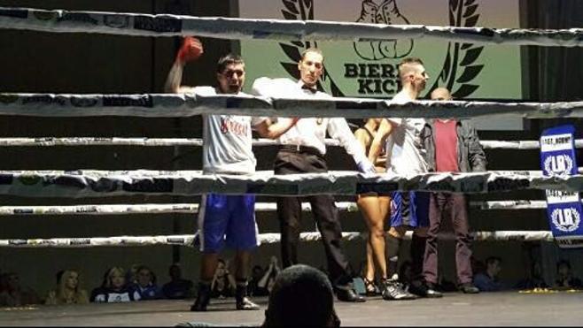 Fran Vila y Guillermo se coronan en el León Extreme Fights