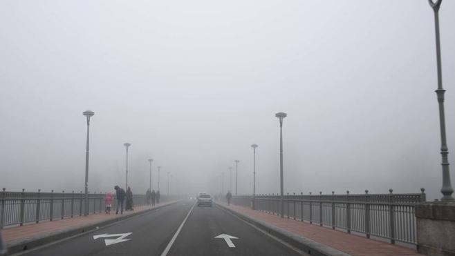 Protección Civil informa de la aparición de nieblas persistentes en León