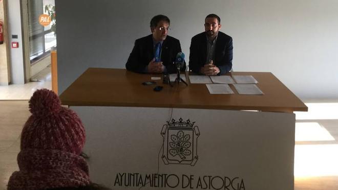 El Ayuntamiento de Astorga obtiene la competencia de Protección Civil y creará su Agrupación Local antes de marzo