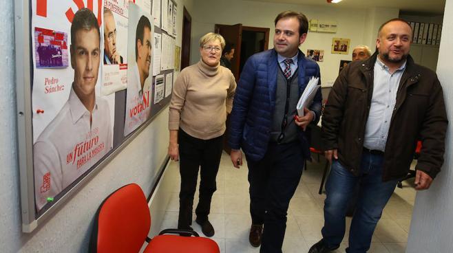 El PSOE de León rechaza el mapa rural de la Junta al considerar que no se «blindan» los servicios municipales