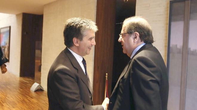 Cosidó ve la despoblación como el «desafío» más importante de Castilla y León que llevará al Senado