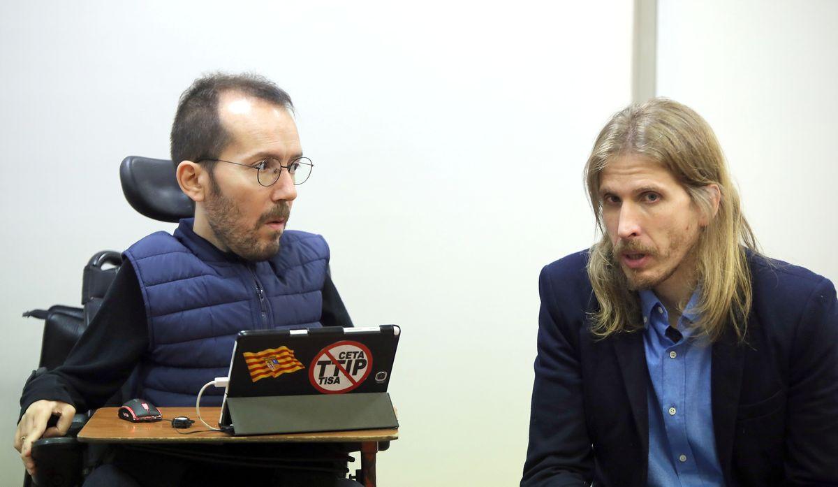 Echenique considera que Podemos debe avanzar hacia la descentralización