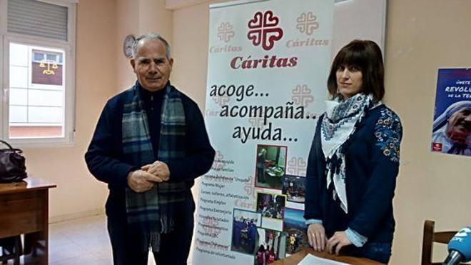 Cáritas presta ayuda de alimentos a 696 familias y 96 bebés en el Bierzo
