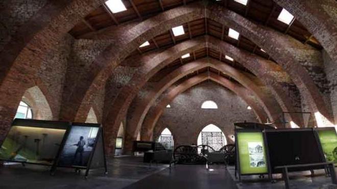 La magia se apodera del Museo de la Siderurgia de Sabero
