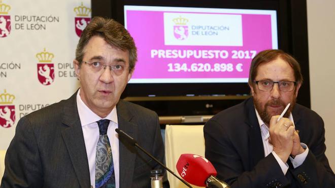 La Diputación presume de un presupuesto que «nace del consenso» y que se volcará especialmente en «el empleo y los fines sociales»