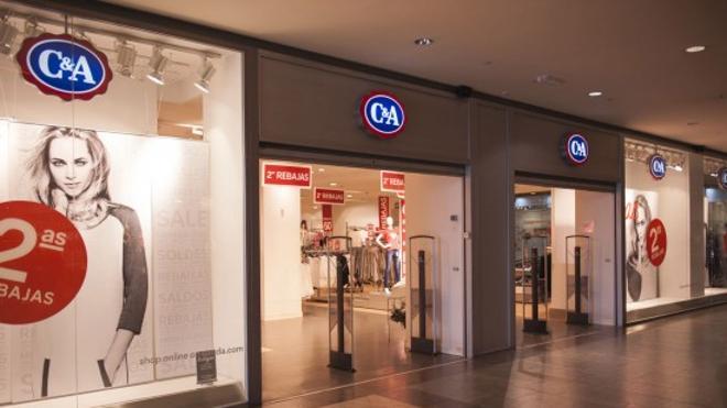 C&A anuncia el cierre de la tienda de Ponferrada