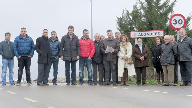 Diputación invierte 163.300 euros en la mejora de dos carreteras en el sur de la provincia