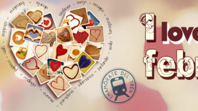 León se beneficiará de la campaña 'I love febrero' de Renfe con más de 600.000 plazas promocionales
