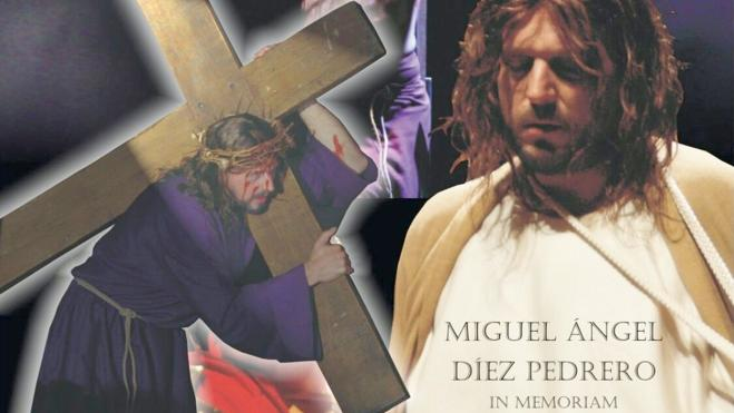 Fallece el actor que interpretaba a Jesús en el Auto Sacramental de León