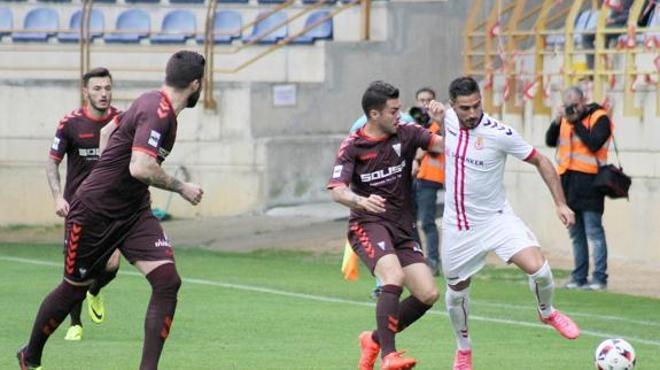 El Albacete, el «referente» en Segunda B